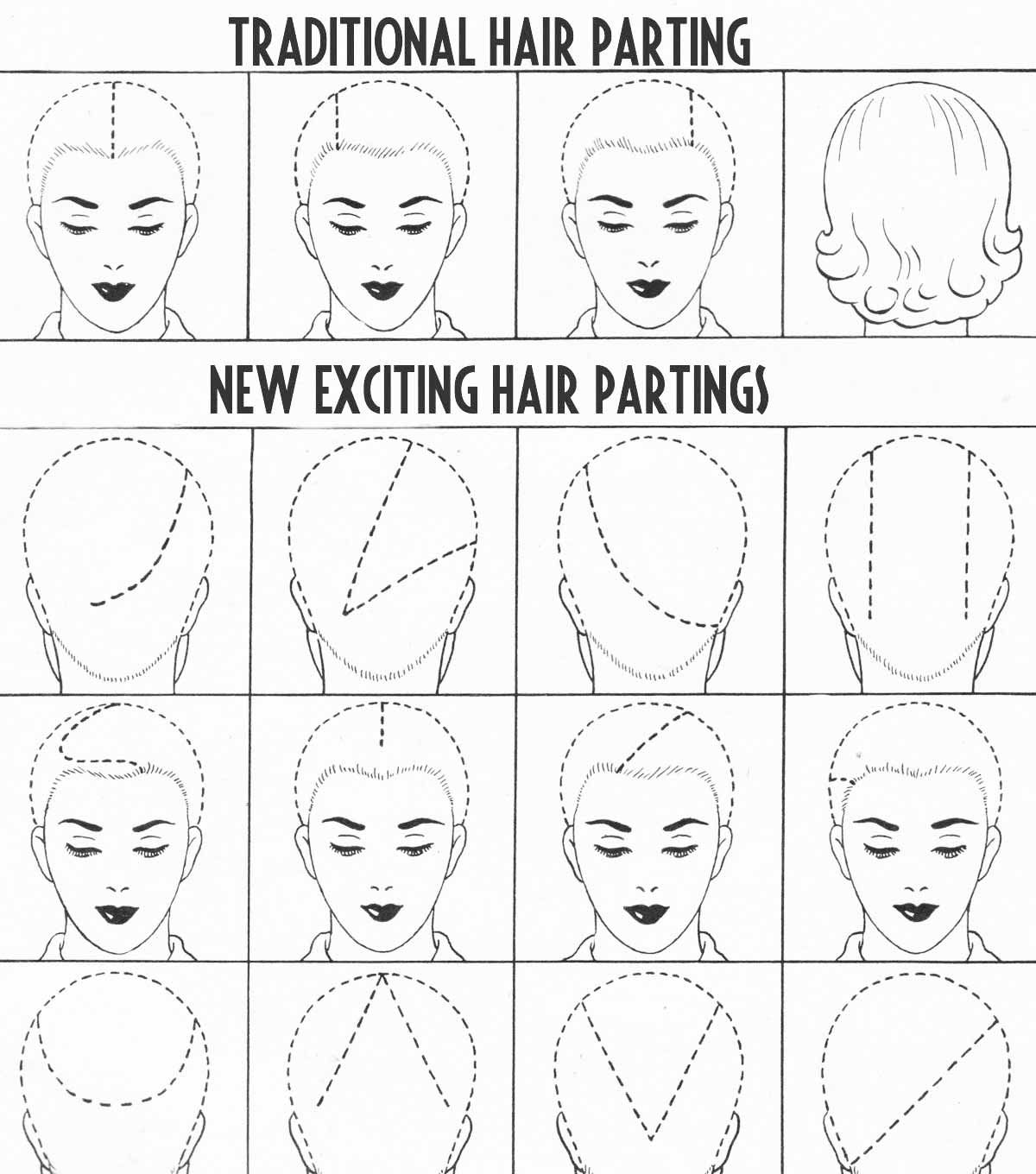 1940s Hairstyle Exciting Post War Hair Ideas Glamour Daze 1940s Hairstyles Vintage Hairstyles 1940s Hairstyles Short