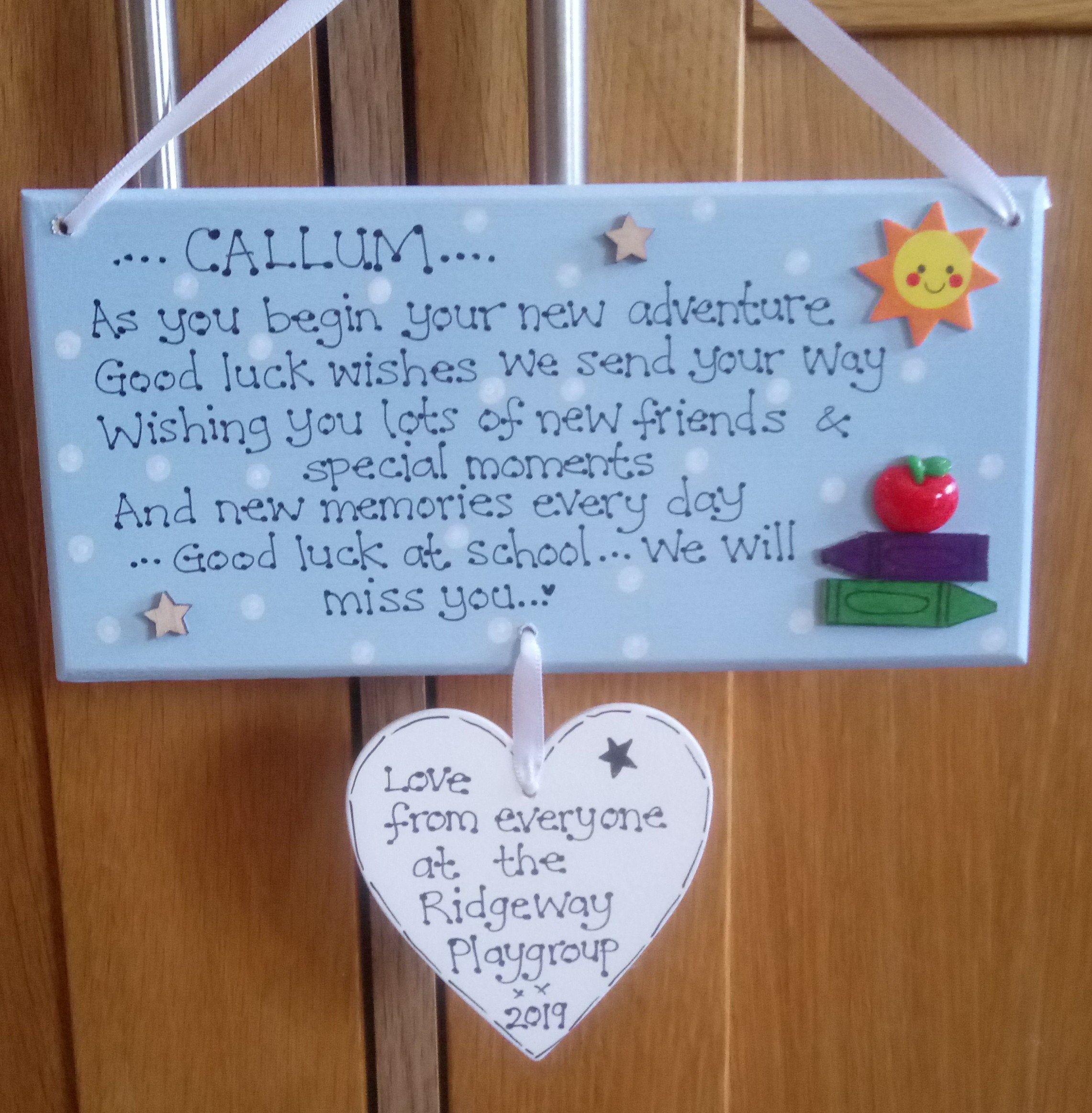 Preschool Teacher Gifts Uk Ideas