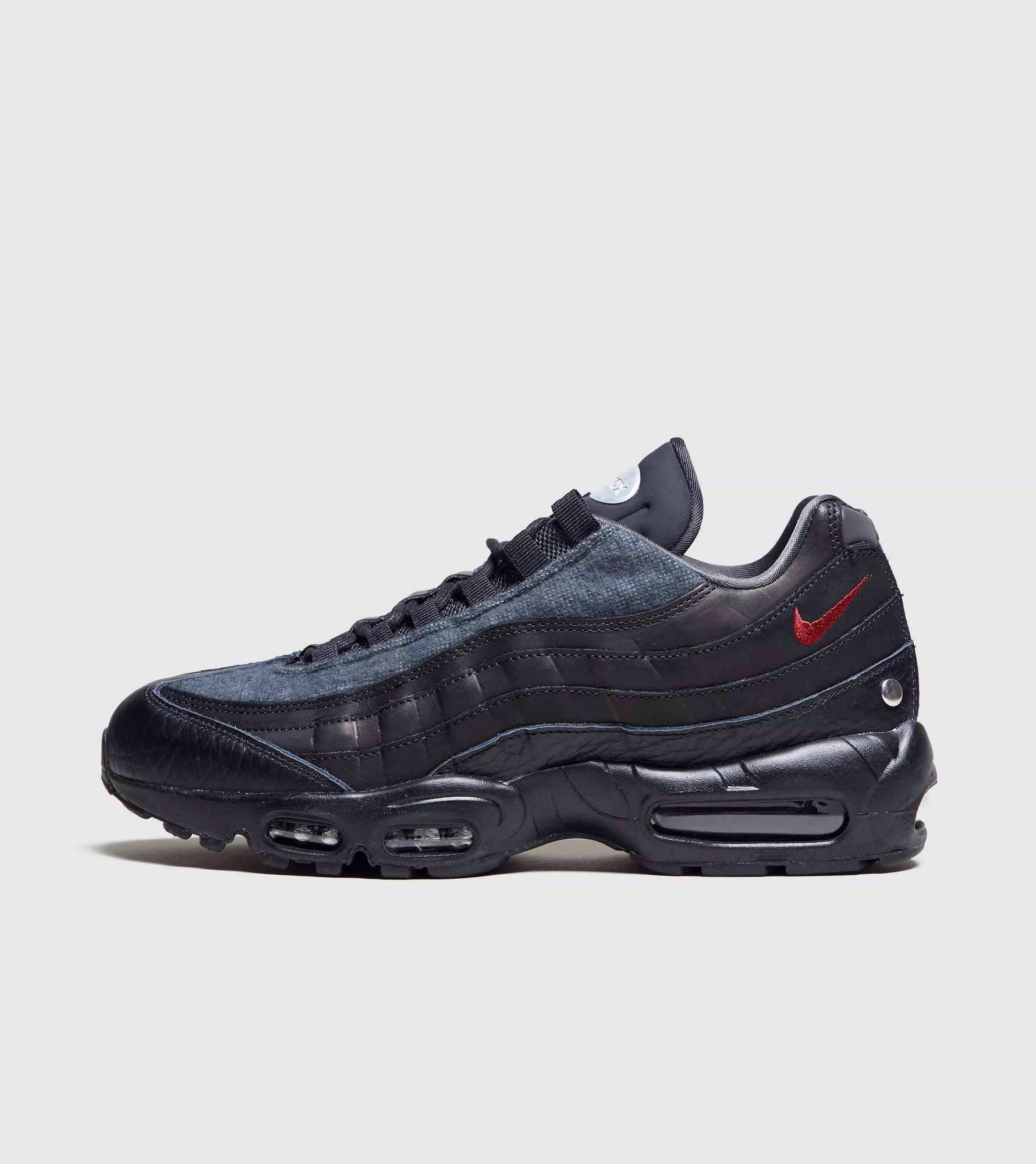 Nike Air Max 95 NRG Black Team Red Anthracite