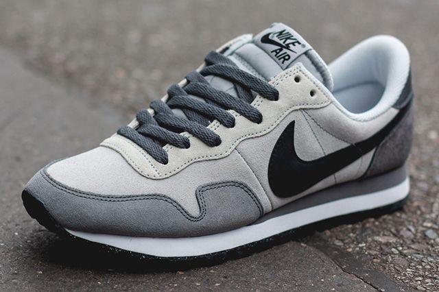 Nike Air Pegasus 83 Ltr (Grey/Black) - Sneaker Freaker