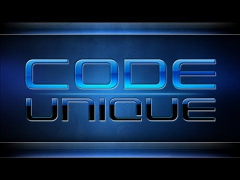 Code Unique 2 Themes By Opium2k Ps3 Coding Ps3 Theme