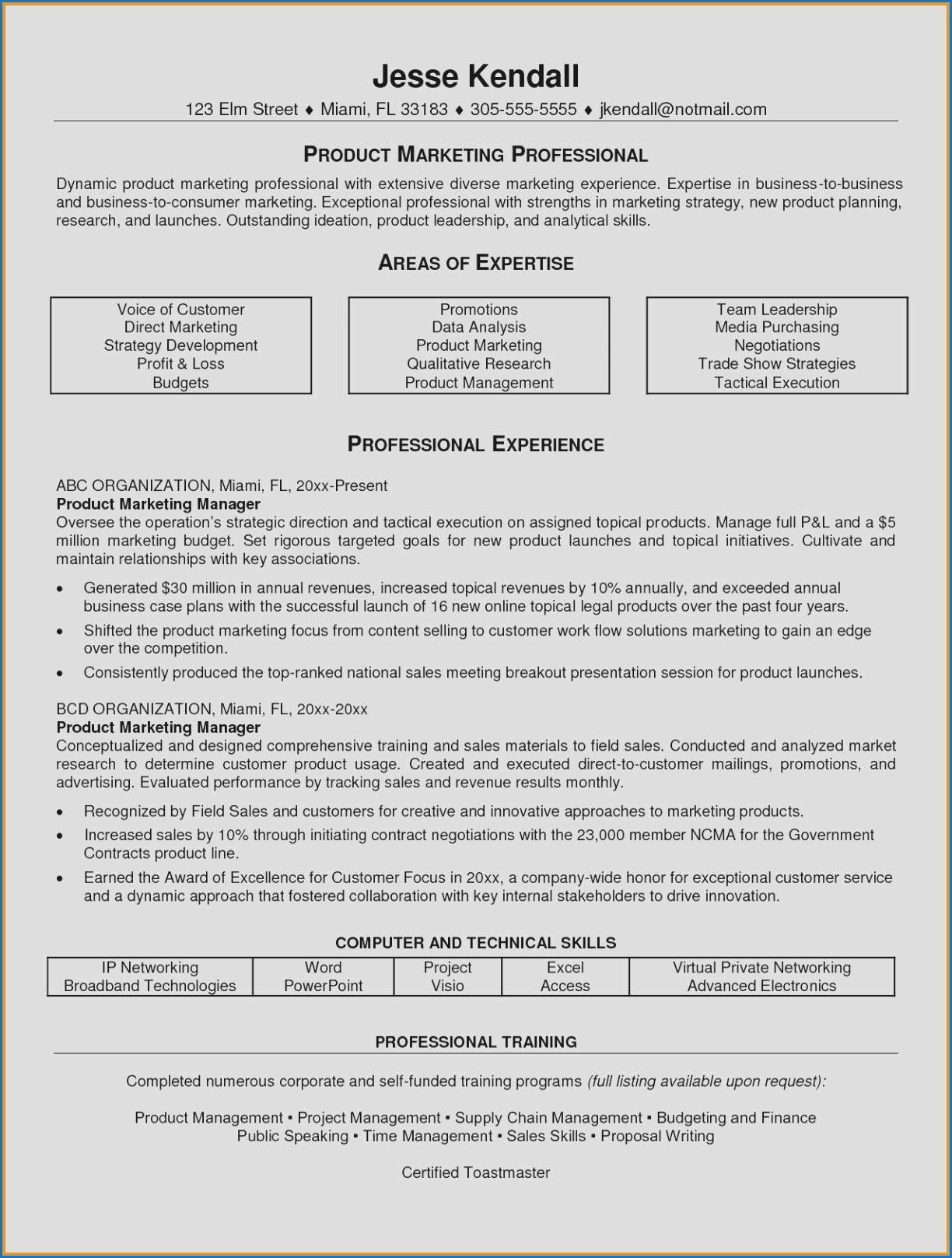 14 Examples Of Technical Skills On A Resume