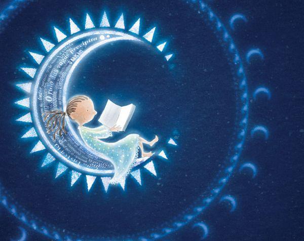 Menina dos Livros by Andre Ceolin, via Behance