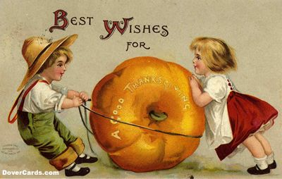 Best wishes for a good Thanksgiving!