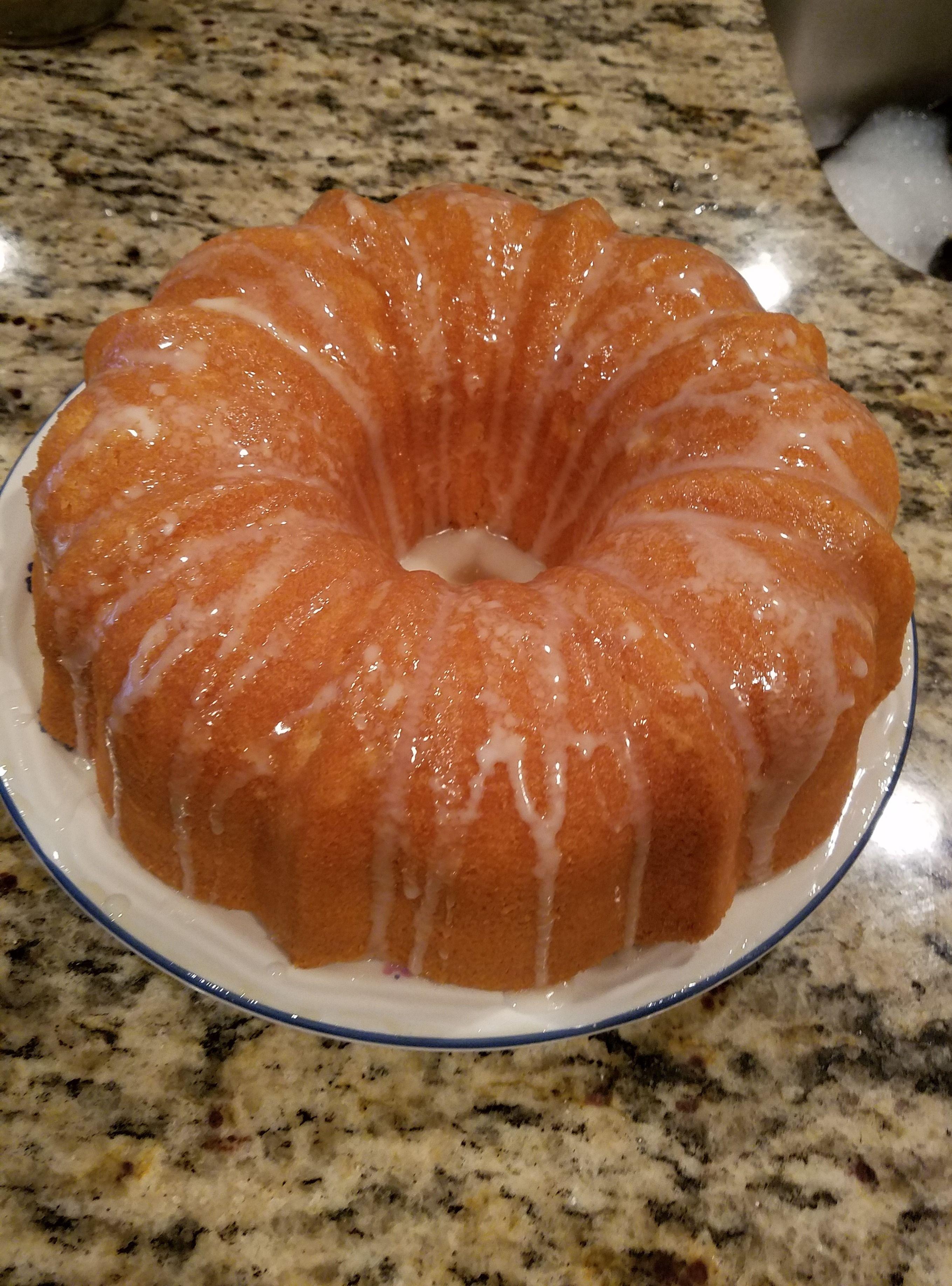 Sour Cream Bundt Pound Cake Recipe Food Com Recipe Sour Cream Pound Cake Recipe For Sour Cream Pound Cake Pound Cake Recipes