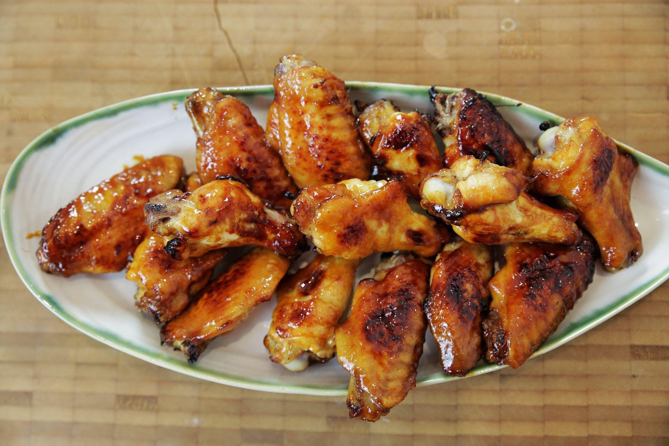 Ayranlı tavuk kanadı tarifi