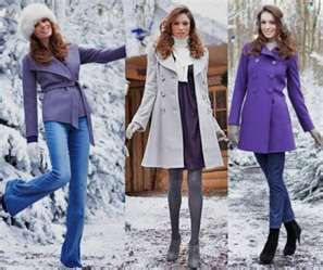 Outfits in snow