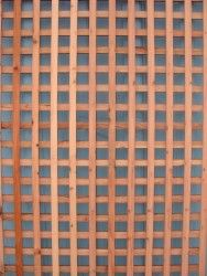 8x4 55 8 Ft Redwood Square Garden Lattice Lattice Redwood Decking Wood Siding