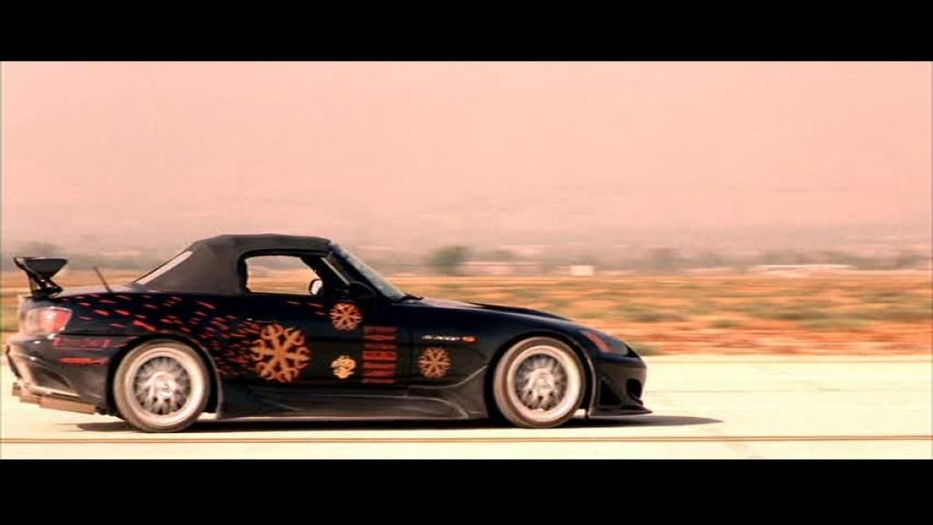 the main cars of the fast and the furious 2000 honda. Black Bedroom Furniture Sets. Home Design Ideas