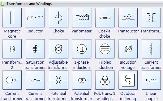 Electrical Transformer Wiring Diagram Symbols Smart Wiring Diagrams