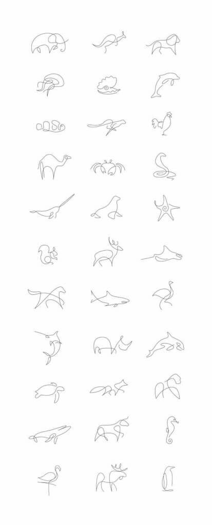 31+ atemberaubende, kleine Tattoos: Inspiration & Ideen