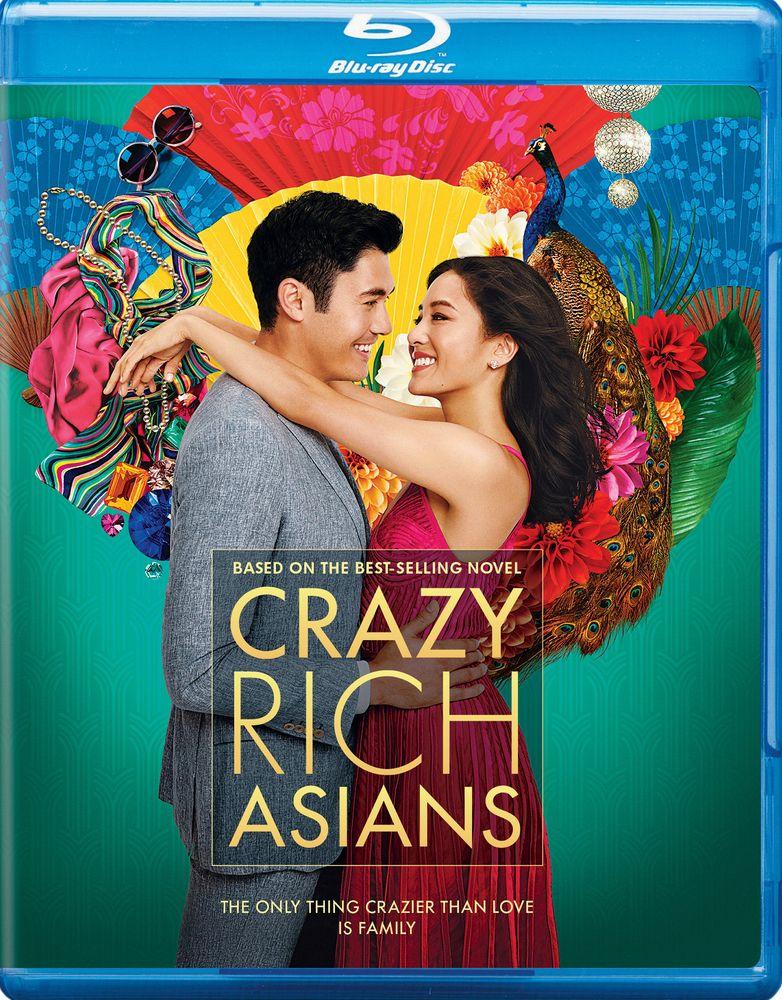 Crazy Rich Asians [Bluray] [2018] Good movies, Film, Movies