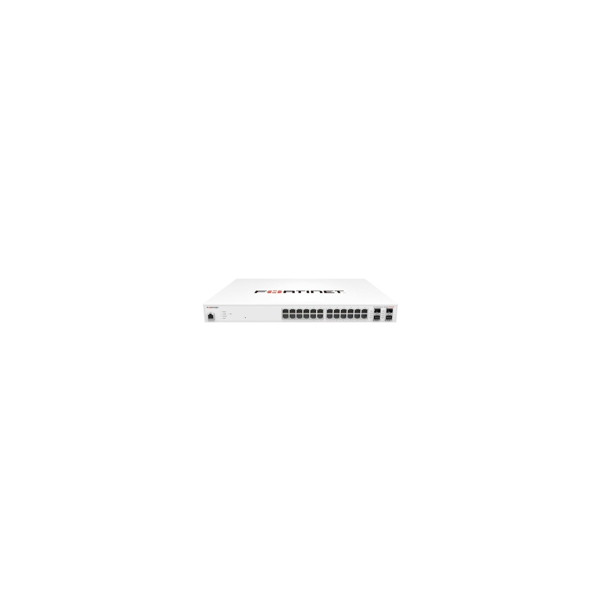 Fortinet FortiSwitch 224D-FPOE Ethernet Switch | Products in