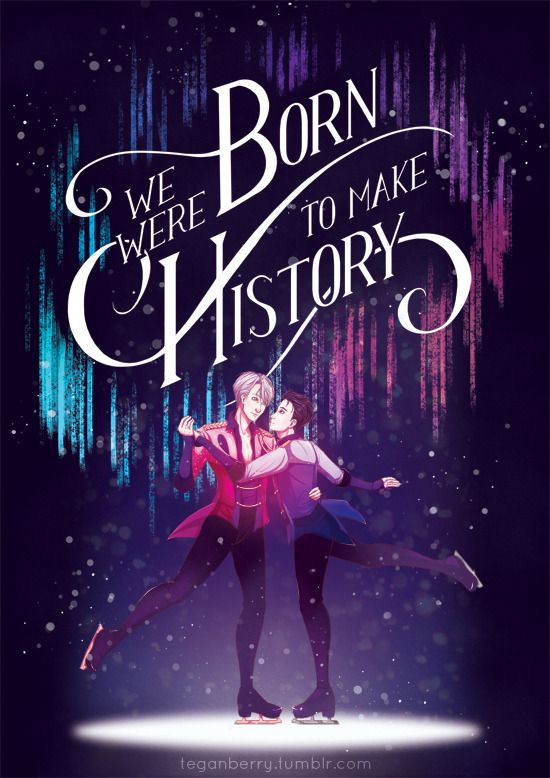 Yuri!!! On Ice - History Makers Its been a month... - The Complex