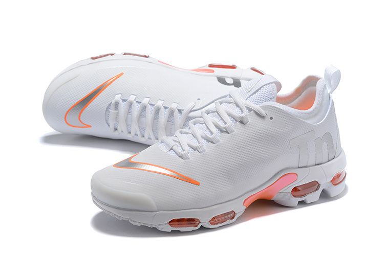0e09fdeb8c Nike Mercurial Air Max Plus Tn Ultra White Red | Air Nike shoes in ...