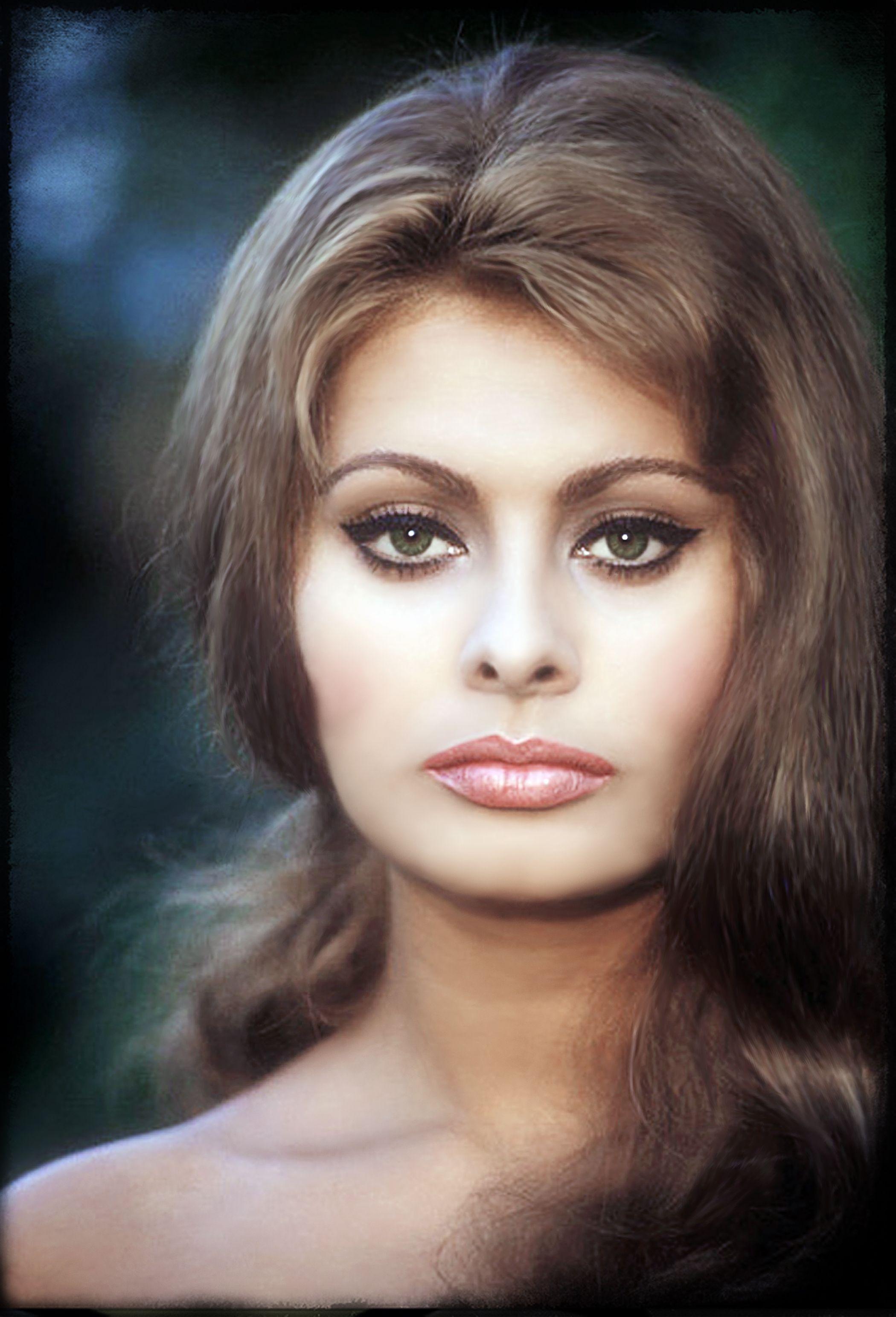 """""""Sophia Loren&quo..."""