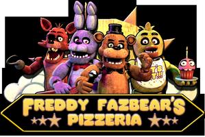 Freddy Fazbear S 1993 Logo By Cynfulentity Freddy Fazbear Fnaf Freddy