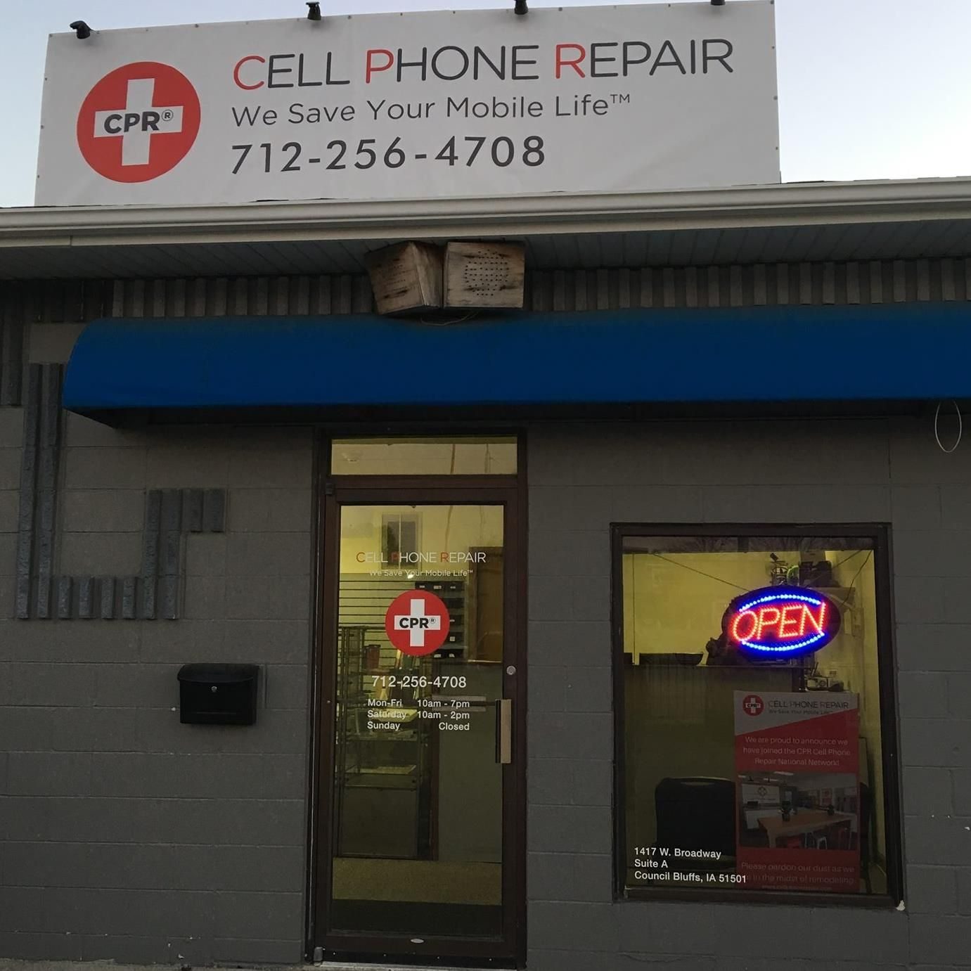 Need a gadget repair fast? Visit CPR Summerville for quick