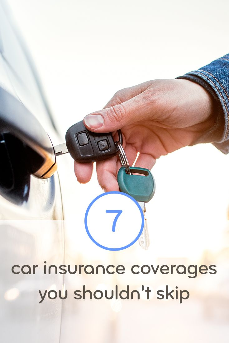 Find out which 7 car insurance coverages could save you
