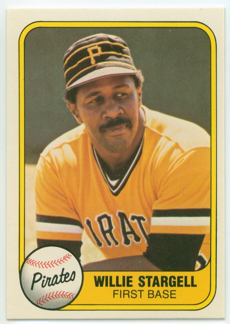 Willie Stargell Baseball Cards Google Search Baseball Cards Baseball Trading Cards Minnesota Twins Baseball
