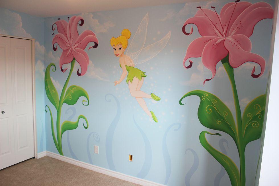 Baby Bedroom Mural