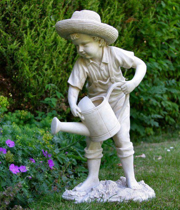 Photo Of Patio Statues Yahoo Search Results Estatuas De Jardim Ornamento De Jardim Enfeites Para Jardim