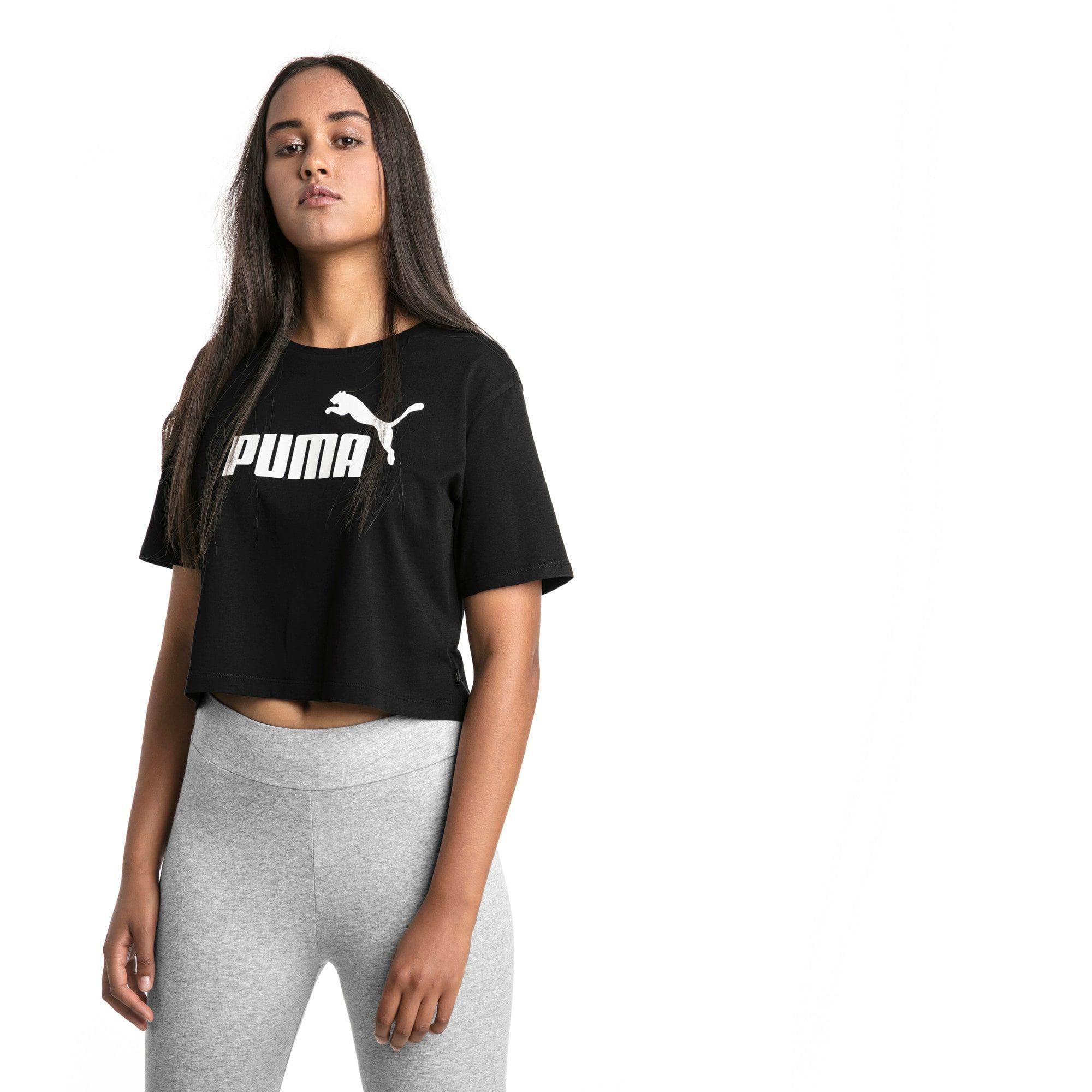 puma femme crop