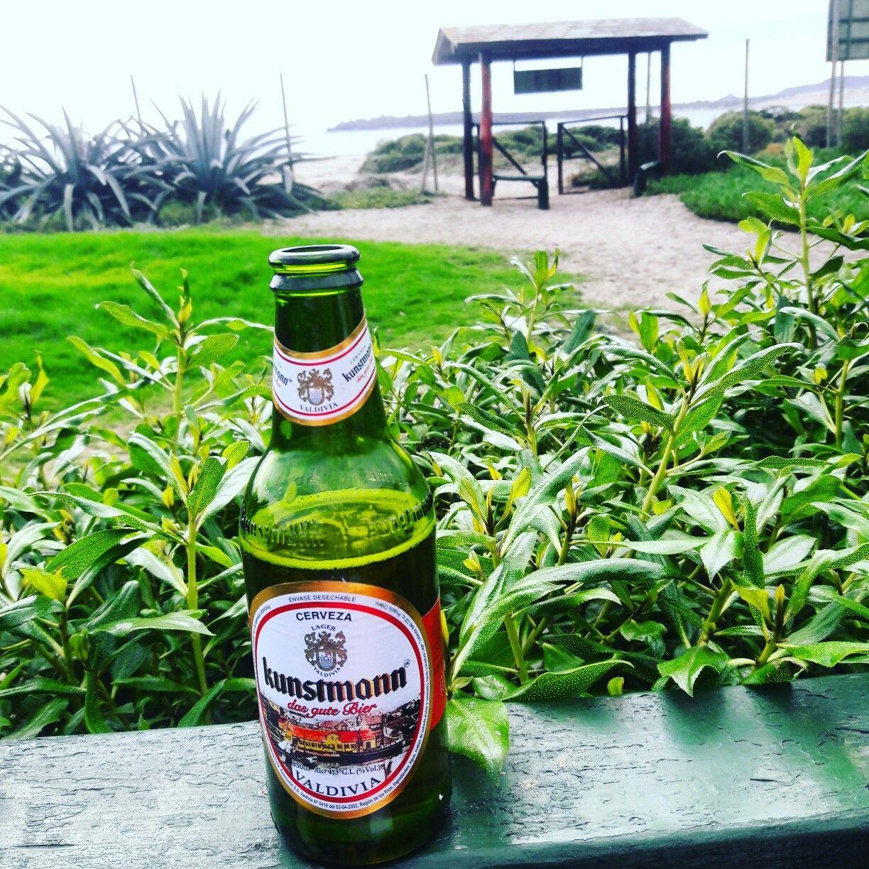 cerveza Kuntsmann beer