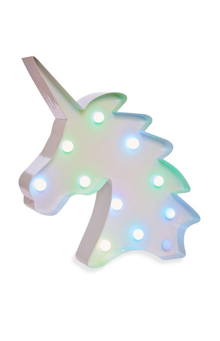 Unicorn Led Light Unicorns Unicorn Bedroom Decor