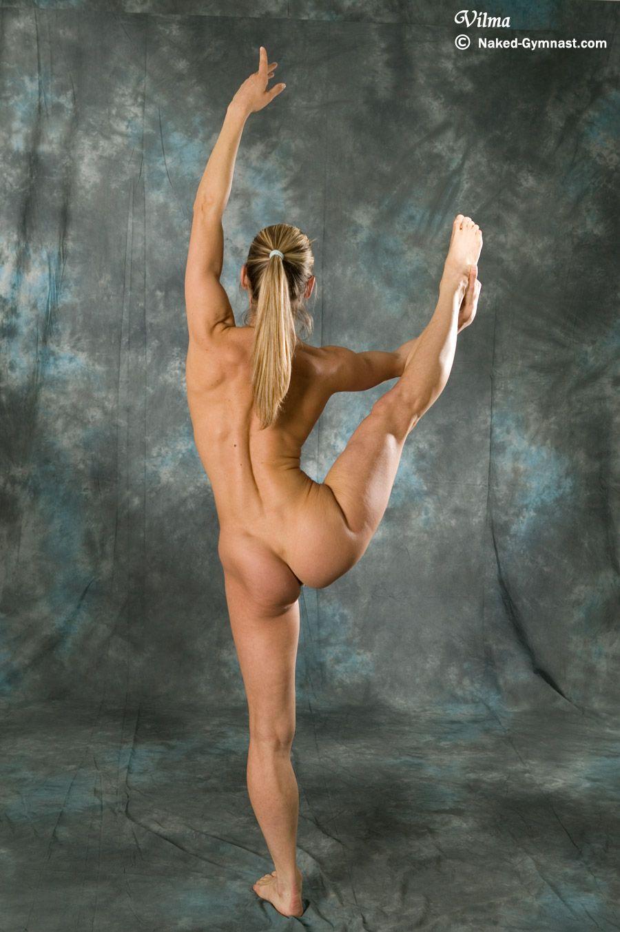 Gymnast Nude in naked gymnast vilma picture 9   referencias de pose   pinterest