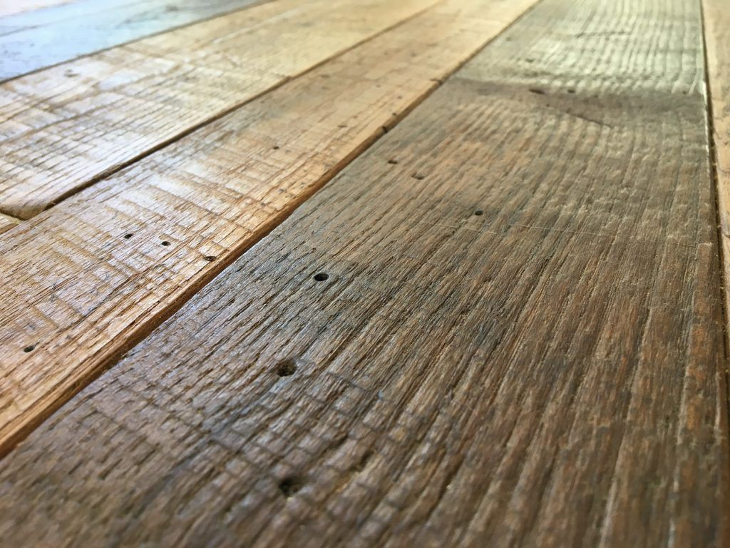 Why should you go in for reclaimed wood floors