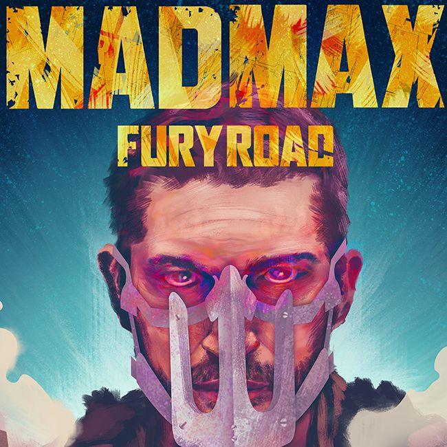 » Mad Max Fury Road » Alternative poster