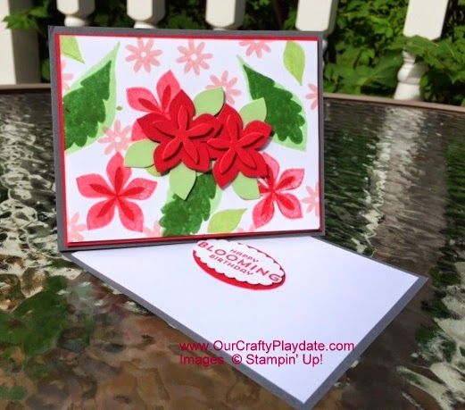 Our Crafty Playdate, Coloring Down the lines challenge - this is a ...