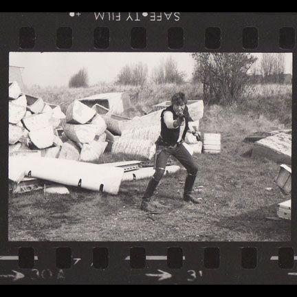 STAR WARS - Han Solo (Harrison Ford) Original Production Test Photos   The Golden Closet