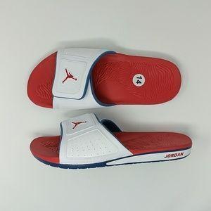 c847bd8c25f964 I just added this to my closet on Poshmark  Nike Air Jordan Hydro 3 Retro  .... Price   54 Size  14