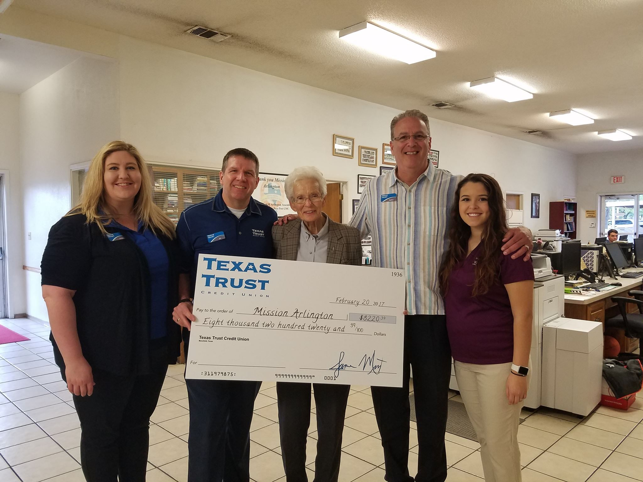 Pin on texas trust in your community