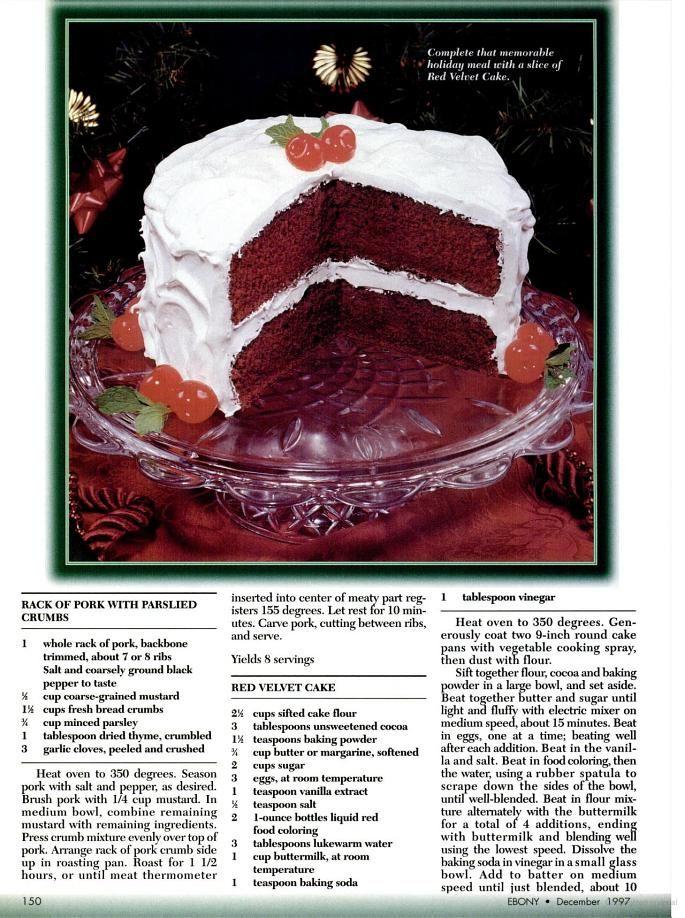 Ebony Google Books Red Velvet Cake Velvet Cake Recipes Red Velvet Cake Recipe