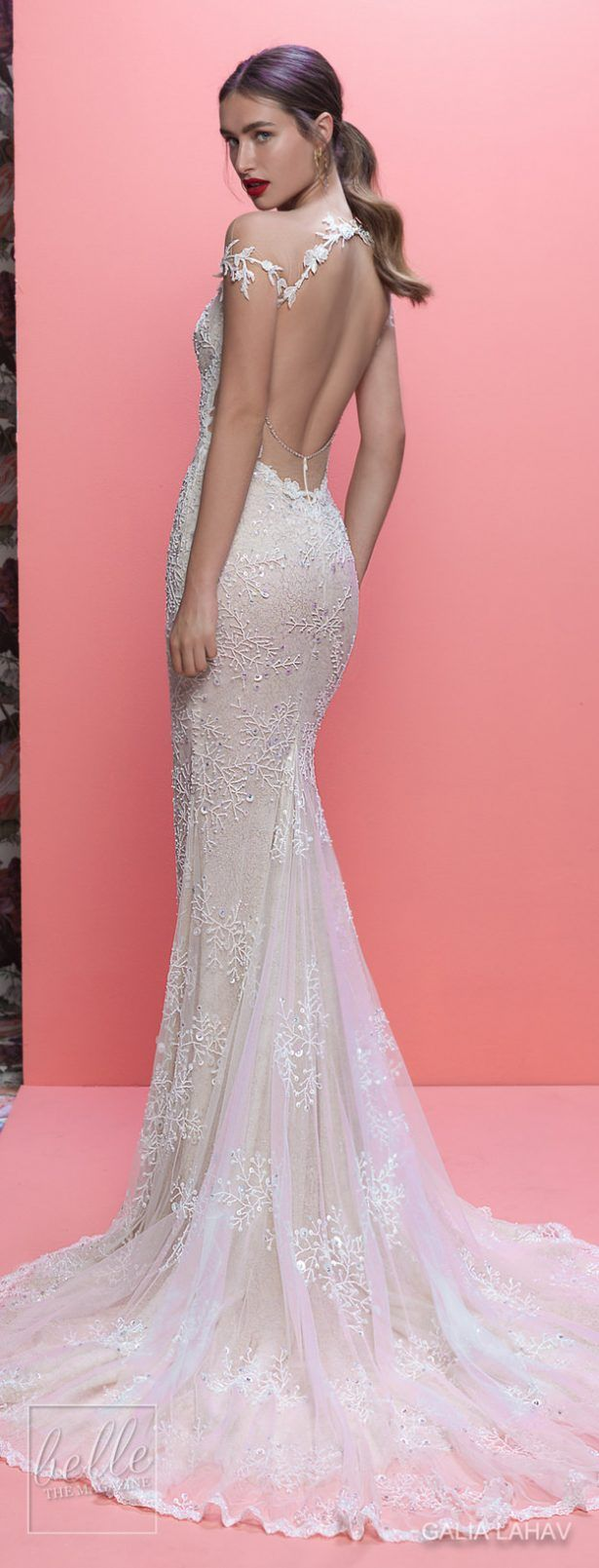 Galia Lahav Couture Bridal Spring 2019 Collection: Queen of Hearts ...