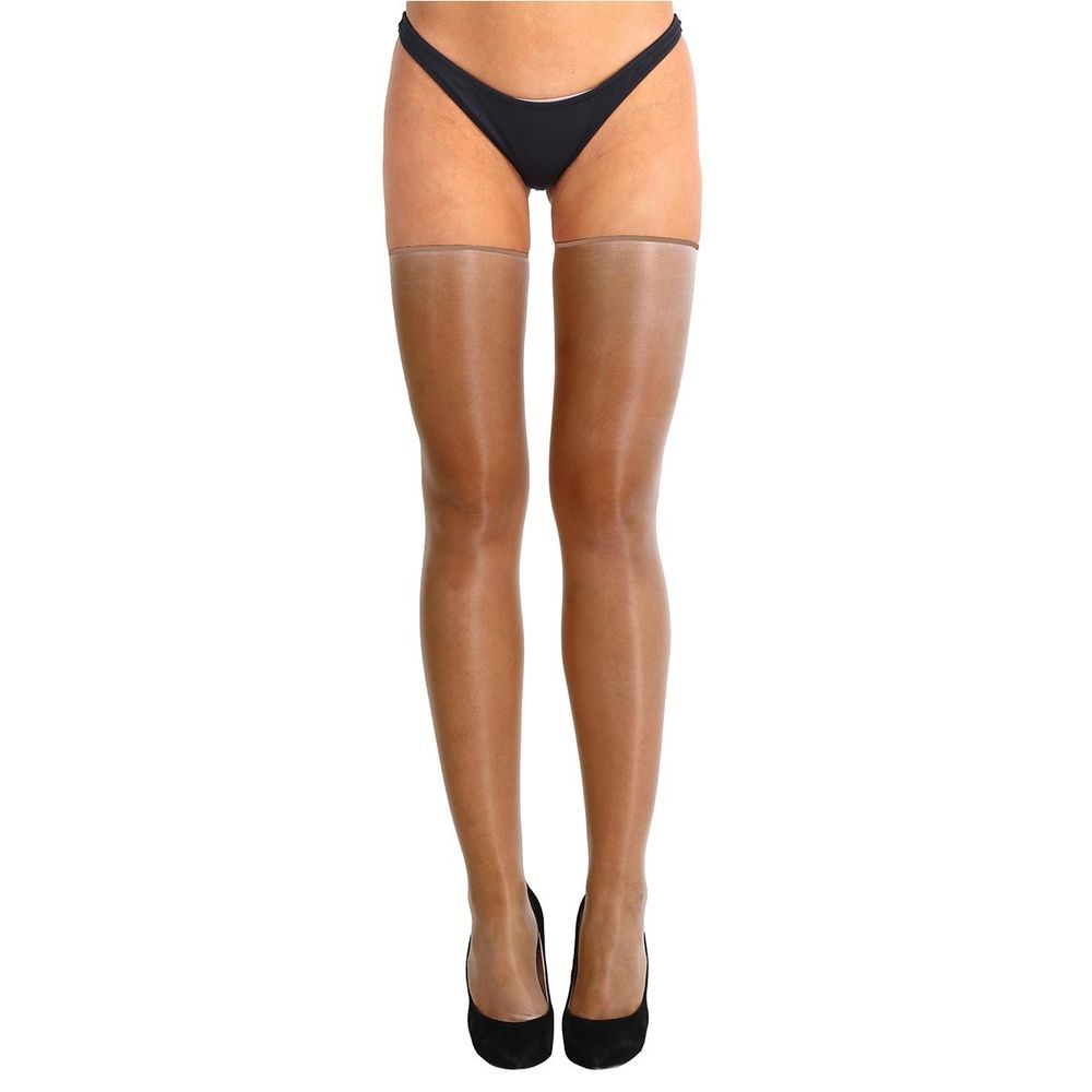 d78adeb63c Women's Thigh High Socks Soft Sheer Compression Over The Knee Stockings  Brown #fashion #clothing #shoes #accessories #womensclothing #hosierysocks ( ebay ...