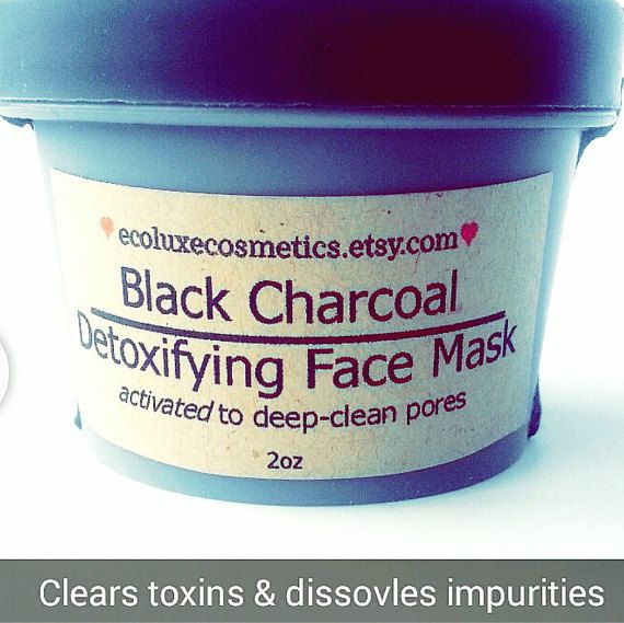 Fresh Picked Beauty Radiant Skin Activated Charcoal: Activated Charcoal Face Mask- Organic Skincare Pore