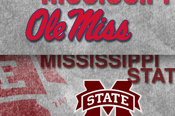 Mississippi State Bulldogs vs Ole Miss Rebels Odds NCAA