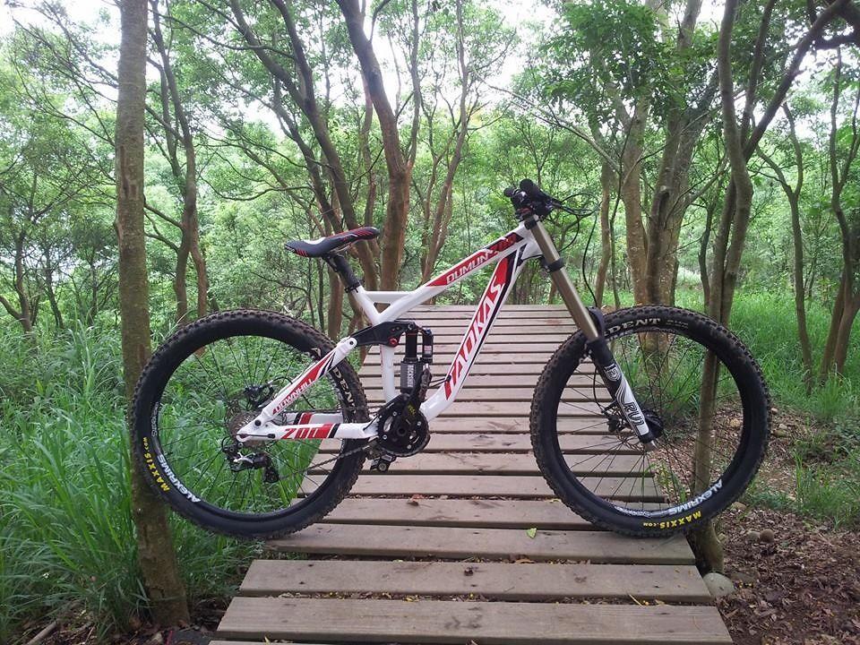 825a8a2de95 Taokas Dumun 200 - titic999's Bike Check - Vital MTB | Bikes ...