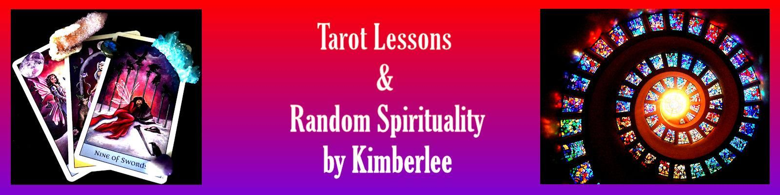 Tarot Lessons & Random Spirituality by Kimberlee on Patreon. Support & Share the Love! <3