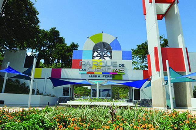 Luis A. Ferre Science Park - Bayamon, PR - Wed-Fri, 9a-4p; Sa-Su, 10a-6p