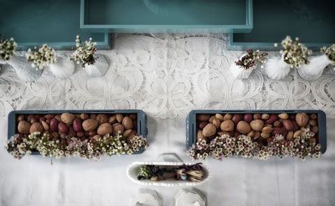 Sofreh Aghd by Bits and Blooms Inc.