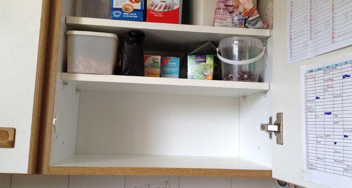 Küchenschränke Richtig Einräumen