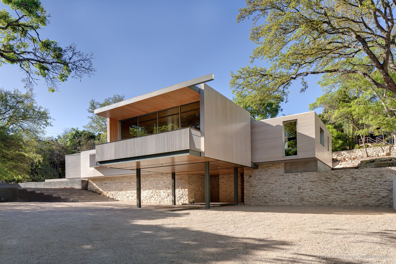 Gallery of Balcones House / Pollen Architecture & Design - 1 ...