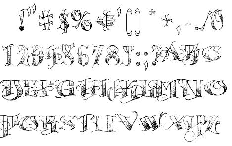 Resultado De Imagen Para Gangster Letters Graffiti Lettering Fonts