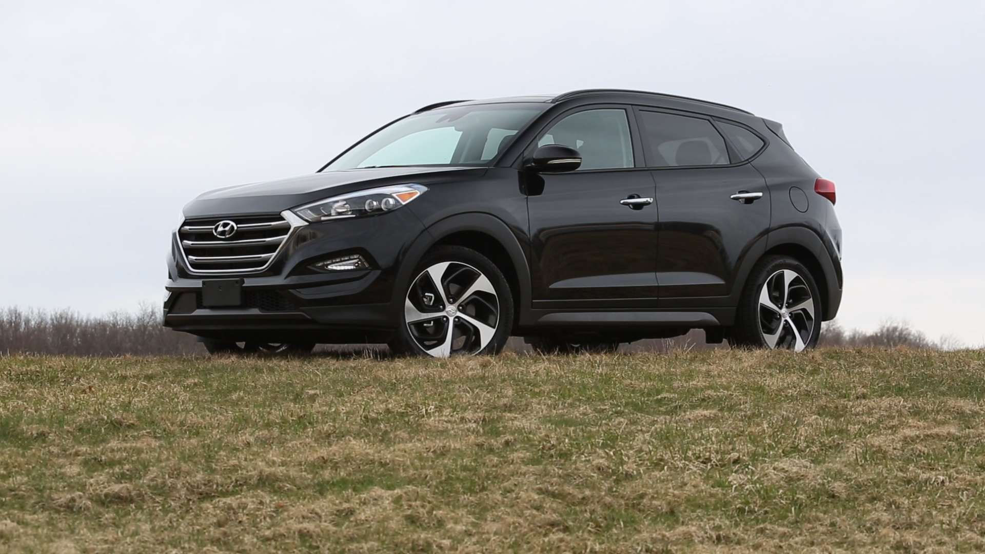 Hyundai has given best exteriors to tucson