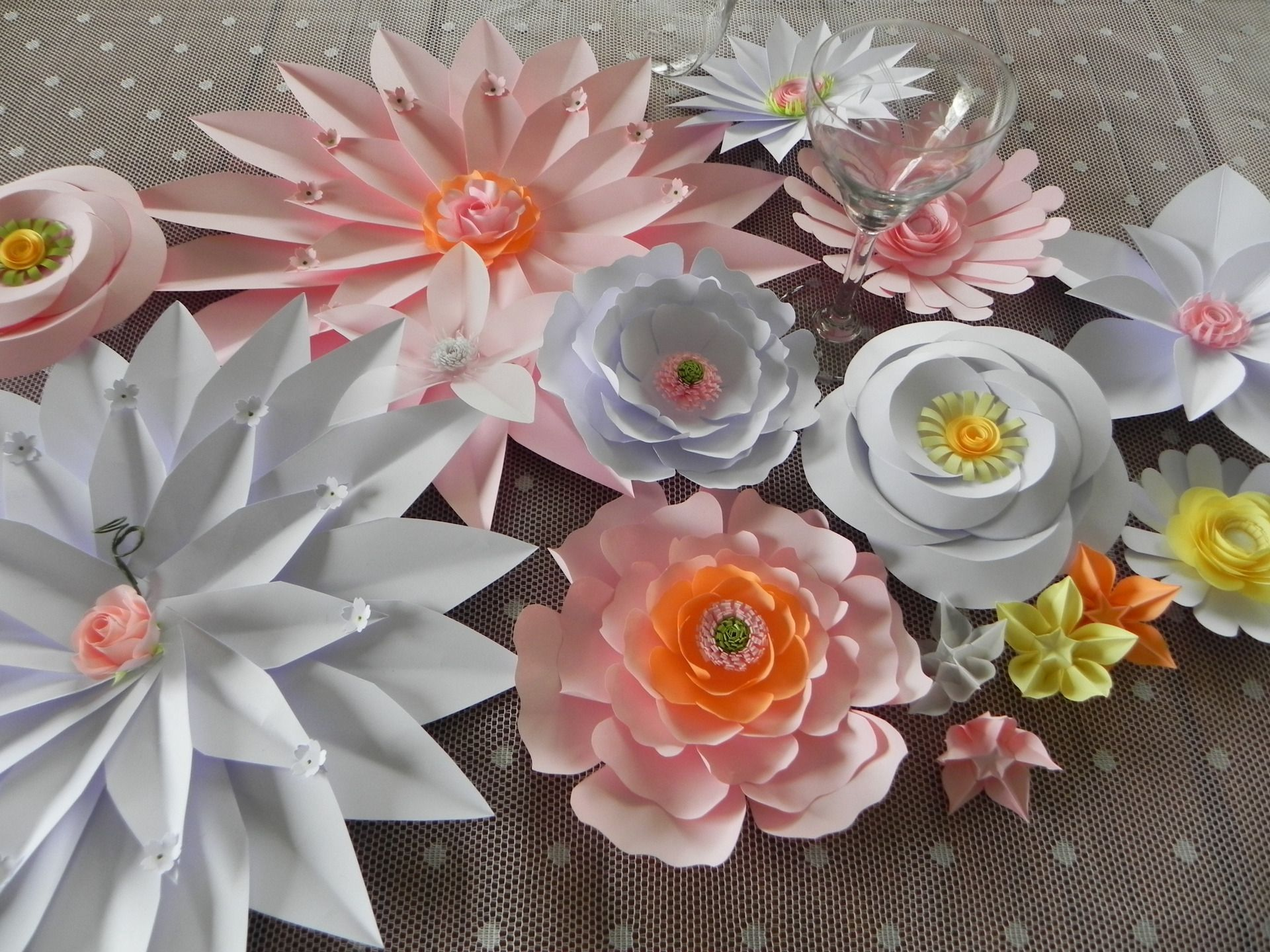 Decoration Mariage Chemin De Table Décoration Chemin De Table Origami Wedding Bouquets